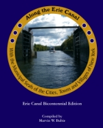 Along the Erie Canal with the Municipal Seals of the Cities, Towns and Villages of New York - cover image