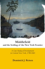 Middlefield and the Settling of the New York Frontier - cover image