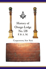 History of Otsego Lodge - book cover