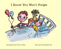 I Know You Won't Forget - book cover